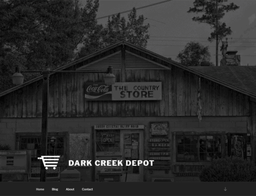Dark Creek Depot